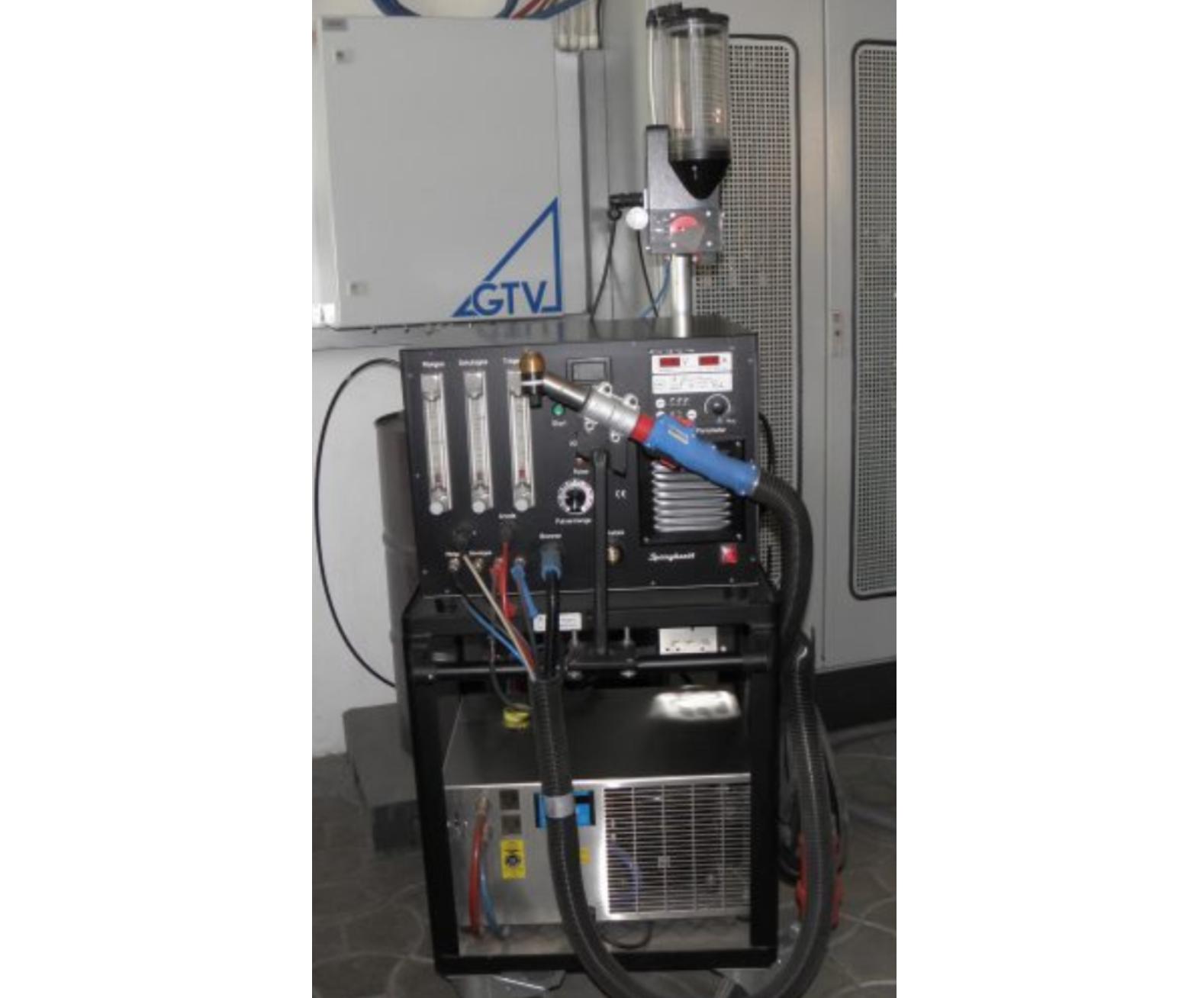 Corona V8 – PTA Equipment