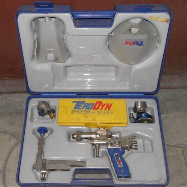 TERODYN 2000 – Echipament Pentru Metalizare Cu Pulbere