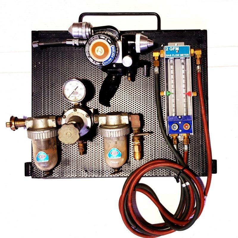 Metco 14E – Instalatie Metalizare Cu Flacara