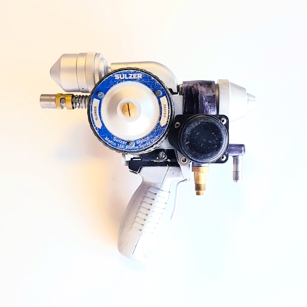 Metco 16E – Flame Spray Gun – Used, Very Good Condition
