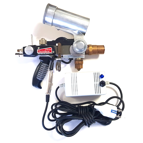 Metco 5P II – Pistol Metalizare Cu Flacara