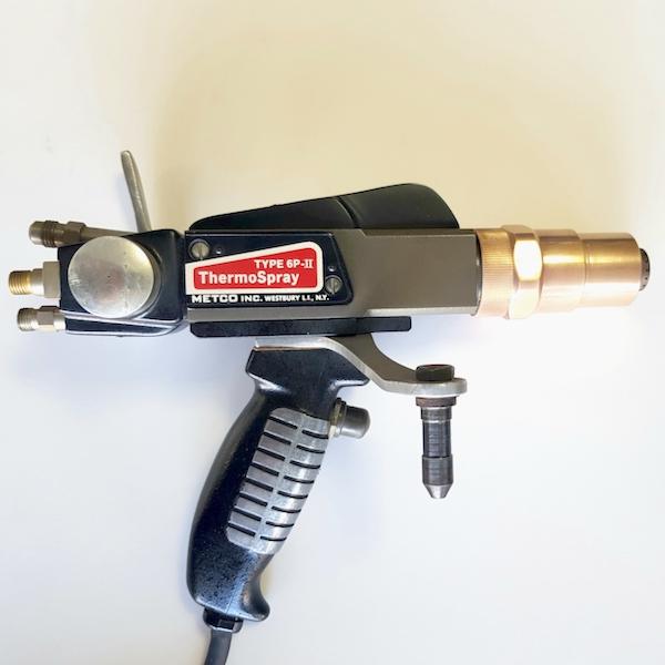 Metco 6P II – Pistol Metalizare Cu Flacara